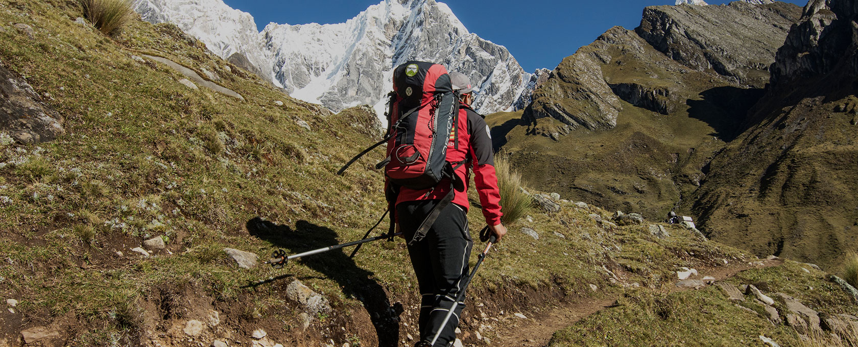 Awesome Cordillera Blanca - Outdoor Adventures in to the National Park Huascaran